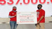 IndiHome salurkan 3 ribu paket sembako kepada masyarakat terdampak COVID-19