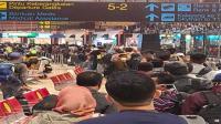 Viral kabar penumpukan calon penumpang di Bandara Soetta, ini kata AP 2