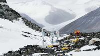 Di Pegunungan Everest, BTS 5G China Mobile dan Huawei berdiri