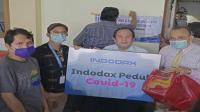 Indodax santuni panti jompo dan sejumlah rumah