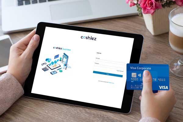 Cashlez sediakan layanan Visa Business Payment Solution Providers