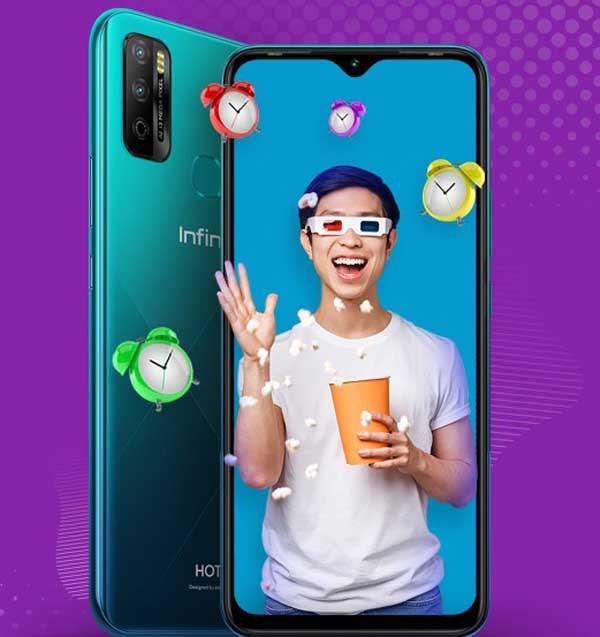 Infinix Hot 9 Play dijual di Indonesia