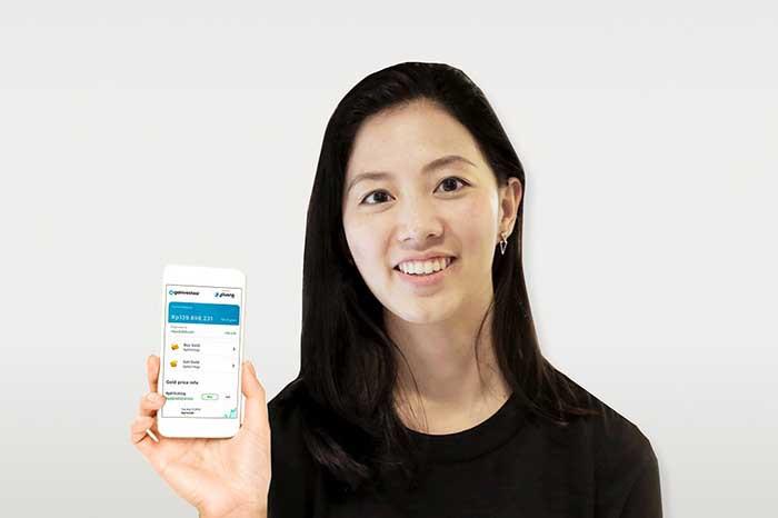 GoPay garap investasi emas digital
