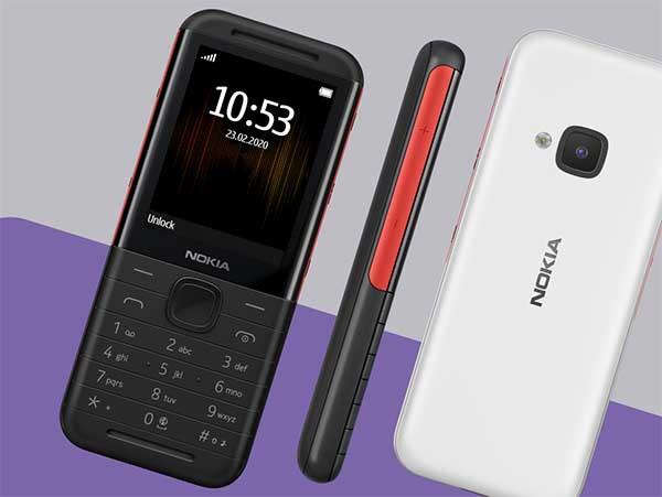 Nokia 5310, kembali ke nostalgia MP3 player