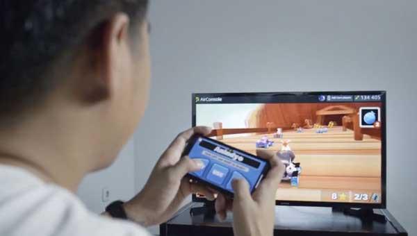 XL gaet AirConsole untuk manjakan pengguna bermain game di rumah