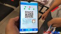 AP 2 simulasikan pemeriksaan dokumen perjalanan secara digital