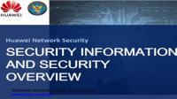 Dukung penguatan keamanan cyber, Huawei dan BSSN gelar pelatihan<div><br /></div>