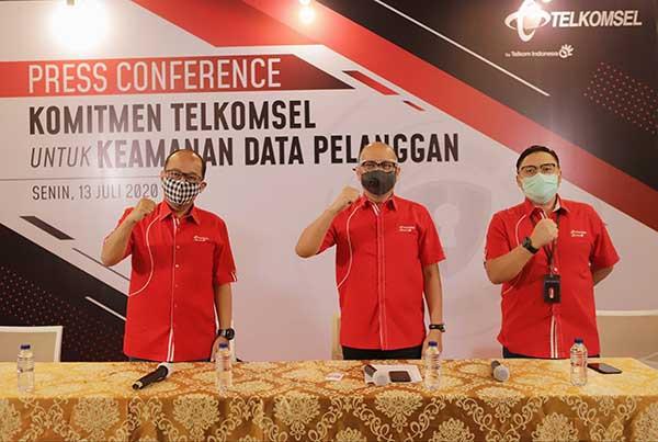 Telkomsel prioritaskan keamanan data pelanggan