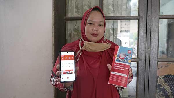 LinkAja dukung Pilot Project PNM Mekaar