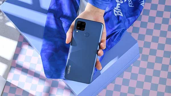 Android 11 hadir di smartphone realme