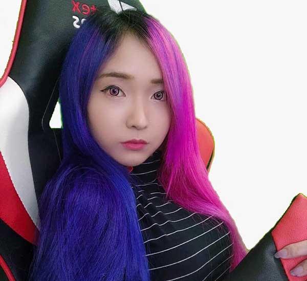 Cara Sherlin Tsu buktikan diri sebagai gamer profesional