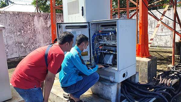 Telkomsel pulihkan layanan di Luwu Utara