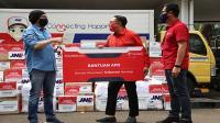 Telkomsel salurkan donasi untuk bantu dampak pandemi Covid-19