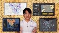 Inovasi Indonesia di teknologi geospasial diakui dunia