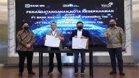 BRI-Telkom garap pasar layanan satelit