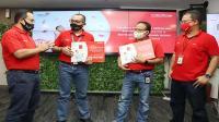 Telkom gelar pengundian IndiHome Miliarder Paket Rumah Ceria & Berkah dari Rumah 2020