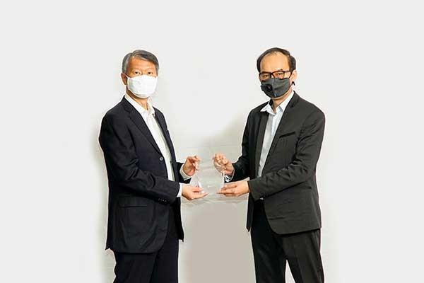Jababeka dan Sinarmas raih SAG Award