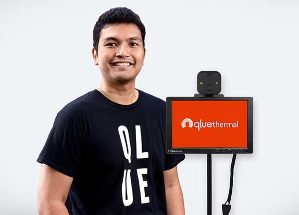 Qlue sediakan solusi kesehatan berbasis AI dan IoT di Pertashop