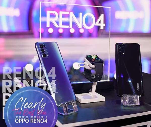 Oppo Reno4 Bidik Penggemar Mobile Photography