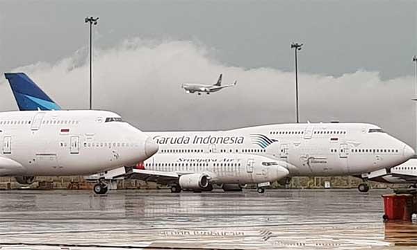 Alhamdulillah, lalu lintas penerbangan kian pulih