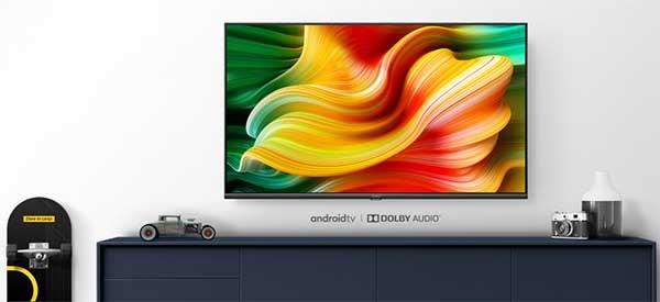 realme tawarkan smart TV mulai Rp 2 jutaan