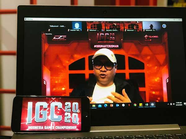 Indonesia Games Championship 2020 masuki Grand Final