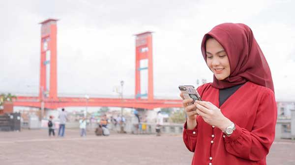 Telkomsel pastikan terus bergerak maju bersama Indonesia Maju