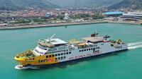 Menteri Luhut dukung ASDP jalankan digitalisasi di pelabuhan penyeberangan