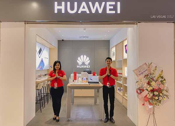 Huawei tambah 5 HES di 5 kota