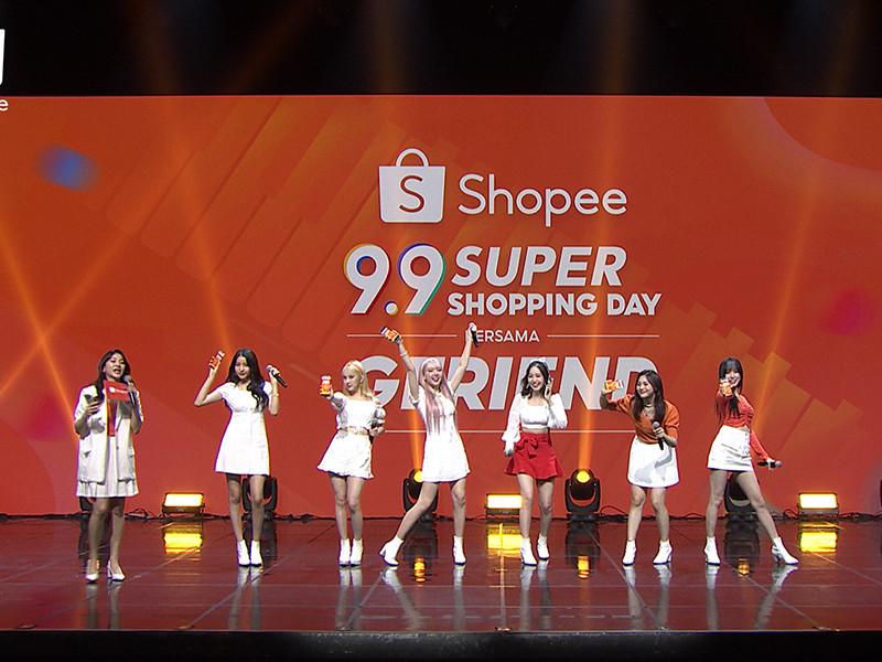 Sejam pertama, belasan juta produk terjual dalam 9.9 super shopping day