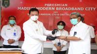 Telkom modernisasi jaringan di Madiun