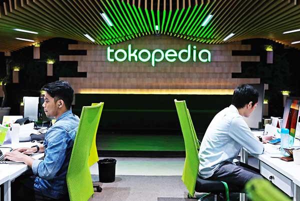 Google dan Temasek investasi di Tokopedia