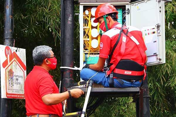 Telkom geber pembangunan infrastruktur TIK