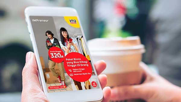 Indosat sediakan paket IMPreneur untuk UMKM