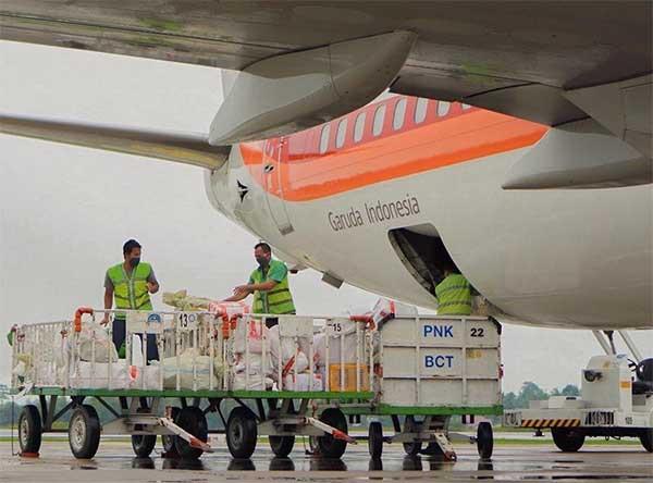 Volume kargo naik 30% di bandara AP 2