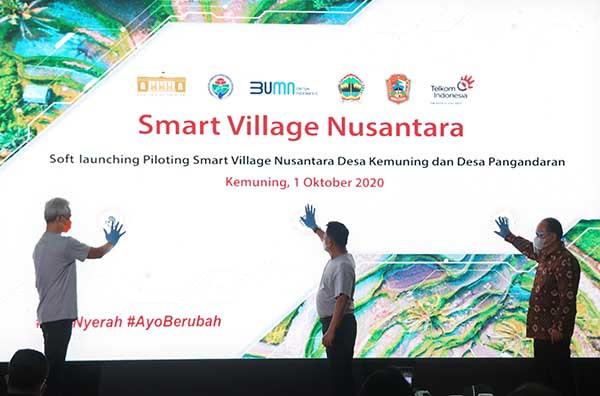 Telkom kembangkan Smart Village Nusantara