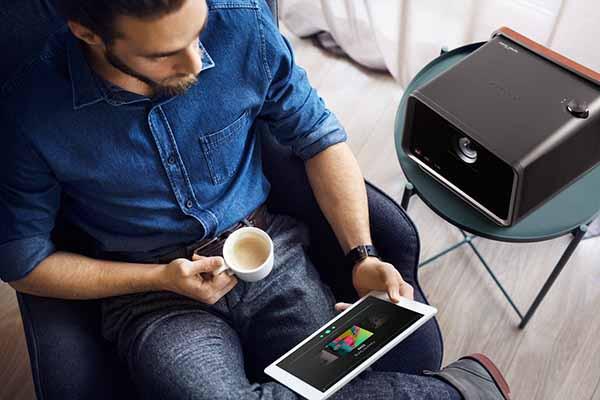 Bisnis proyektor LED ViewSonic tumbuh 30%