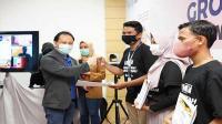 Telkom wisuda kelas mentoring