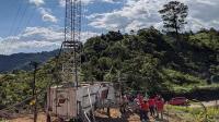 Telkomsel operasikan Mobile BTS di Desa Pasiah Laweh