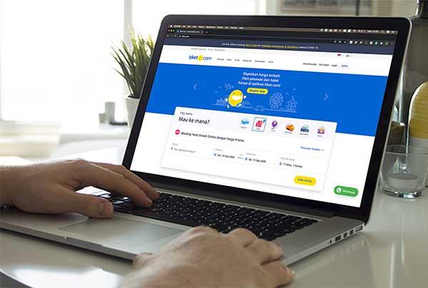 Tiket.com pacu transaksi dengan Mendadak OTW