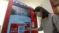 OCTO Vending CIMB Niaga sediakan masker dan alat kesehatan