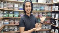 Kisah juragan muda aksesoris batu akik berkat Lazada