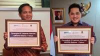 Net1 Indonesia dukung perang lawan Covid-19