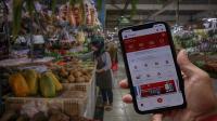 LinkAja pacu transaksi digital dengan Grebek Pasar