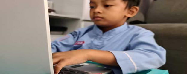 Anak-anak di Asia Pasifik lebih suka pembelajaran tatap muka