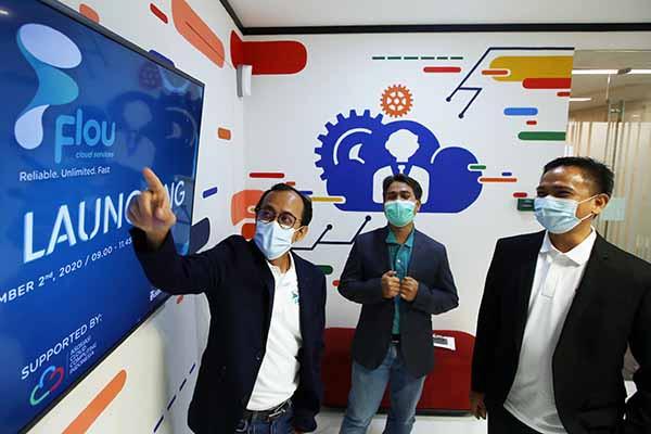 FLOU Cloud incar tren transformasi bisnis