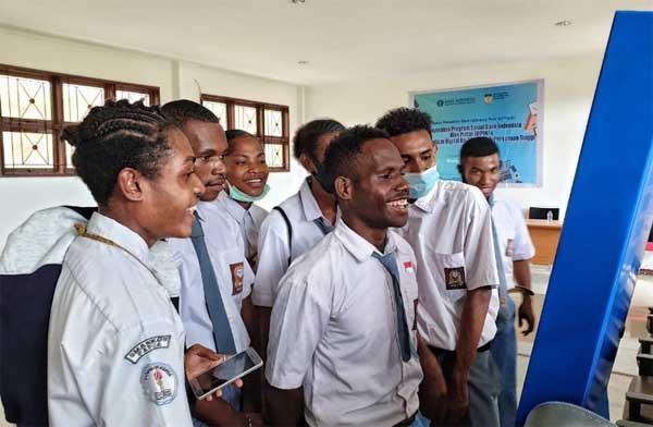 Telkom tingkatkan kapasitas bandwidth di Jayapura hingga 2Gbps
