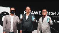 HUAWEI Mate 40 Pro dibanderol Rp15,999 juta