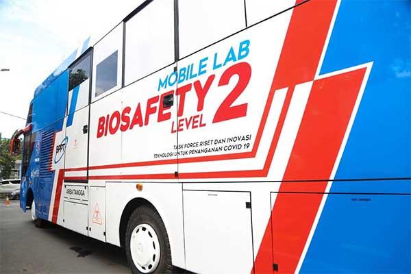 Asyik, Bandara Soetta sekarang punya laboratorium Biosafety Level-2
