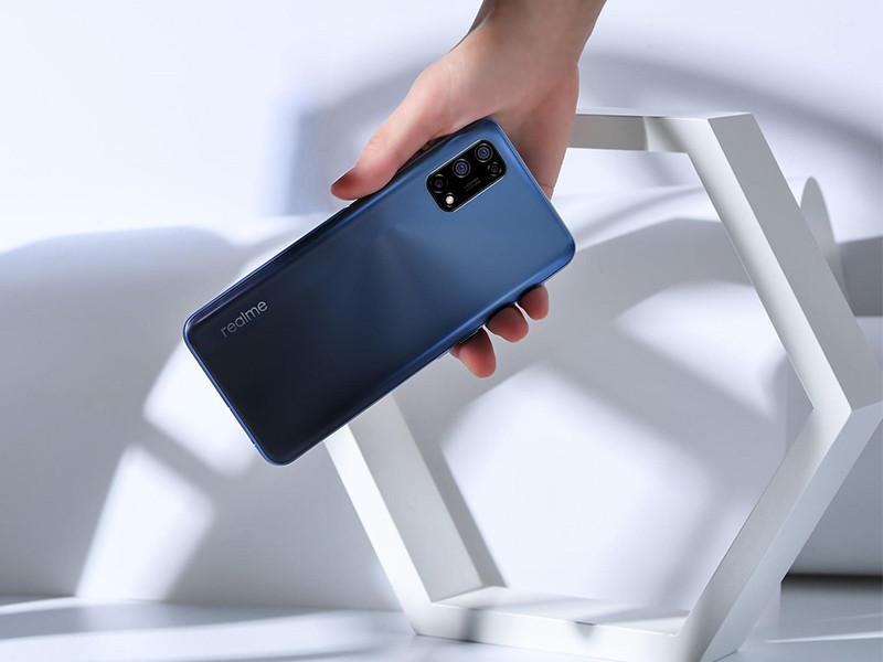 Pakai Dimensity 1200 Mediatek, Realme hadirkan pengalaman 5G